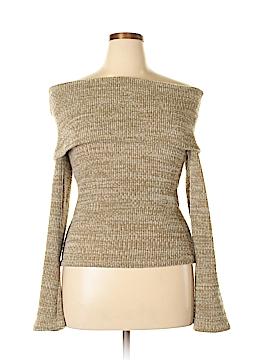 Tua Pullover Sweater Size L