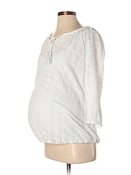 Liz Lange Maternity for Target 3/4 Sleeve Blouse Size XS (Maternity)