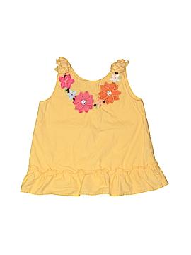 Gymboree Sleeveless Blouse Size 4T
