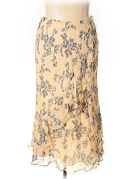 Lauren by Ralph Lauren Silk Skirt Size 2X (Plus)