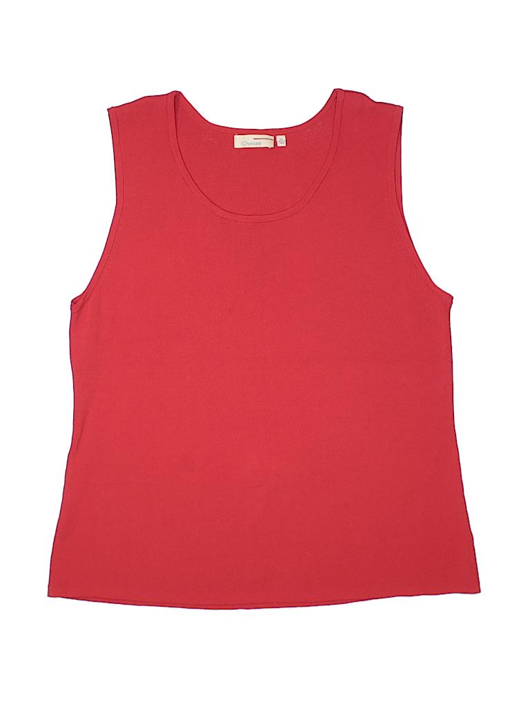 Choices Women Sleeveless Top Size XL