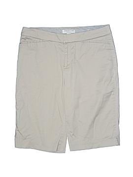 Coldwater Creek Khaki Shorts Size 4