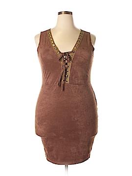 Libian Casual Dress Size 3X (Plus)
