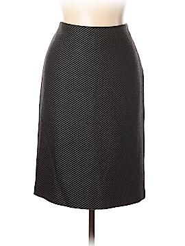 Linda Allard Ellen Tracy Wool Skirt Size 12