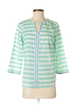 Talbots 3/4 Sleeve Blouse Size S (Petite)
