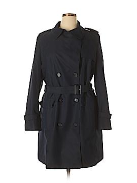 Ann Taylor LOFT Trenchcoat Size 16