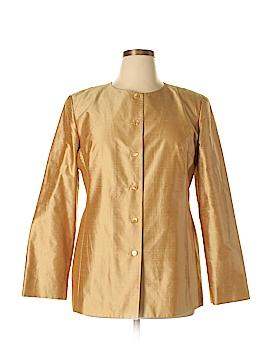 Neiman Marcus Silk Blazer Size 16