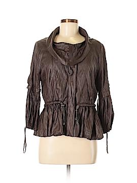 Ryu Faux Leather Jacket Size M