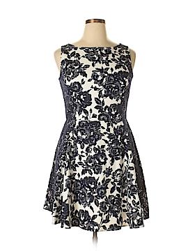 Jessica McClintock Casual Dress Size 14