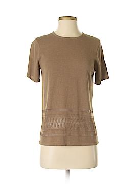 Jones & Co Short Sleeve Top Size S