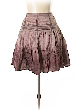 Guess Jeans Silk Skirt 26 Waist