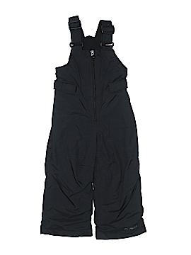 Columbia Snow Pants With Bib Size 3T