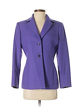 Kasper A.S.L. Wool Blazer Size 4 (Petite)