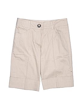 Trina Turk Khaki Shorts Size 4