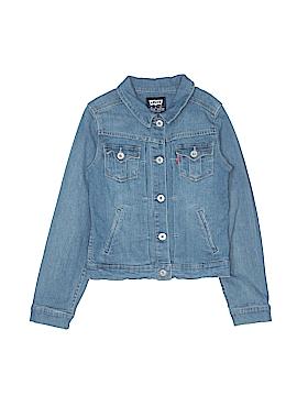 Levi's Denim Jacket Size 10 - 12 YRS
