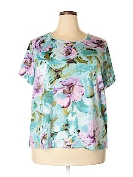 Blair Short Sleeve T-Shirt Size 2X (Plus)