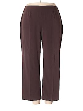 Evan Picone Casual Pants Size 18 (Plus)