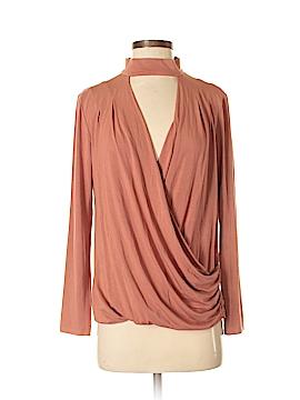 Krisa Long Sleeve Top Size XS