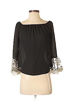 A'gaci Long Sleeve Blouse Size S