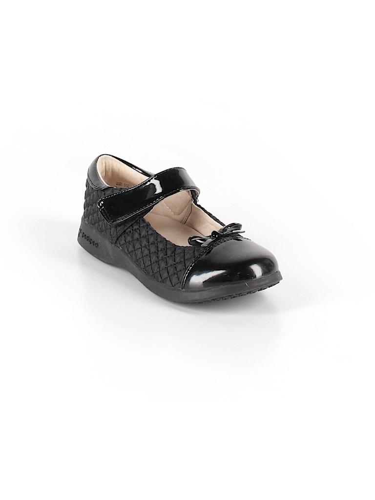 1798f312c9c Pediped Checkered Gingham Black Flats Size 32 (EU) - 46% off