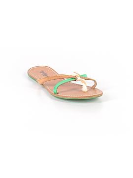 Nine West Vintage America Flip Flops Size 5