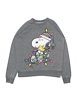 Peanuts Pullover Sweater Size M