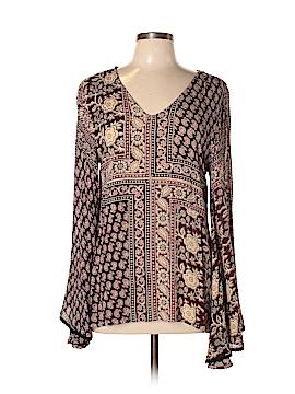 Raga Long Sleeve Blouse Size M