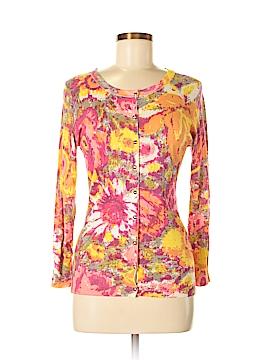 Charlotte Tarantola Silk Cardigan Size M