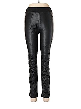 Beulah Faux Leather Pants Size L