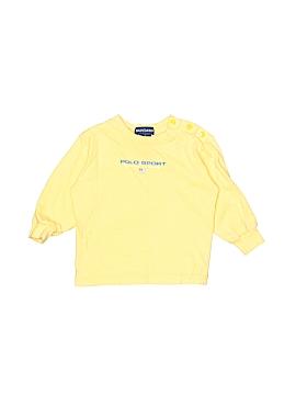 Ralph Lauren Sport Long Sleeve T-Shirt Size 12-18 mo