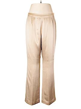 Kate Hill Silk Pants Size 16