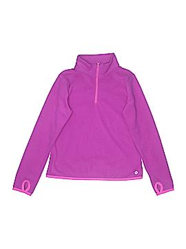 Xersion Fleece Jacket Size 7/8