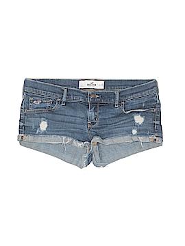 Hollister Denim Shorts Size 28 (Plus)