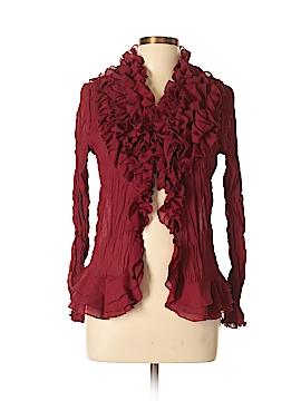 Rene Margo Long Sleeve Blouse Size L