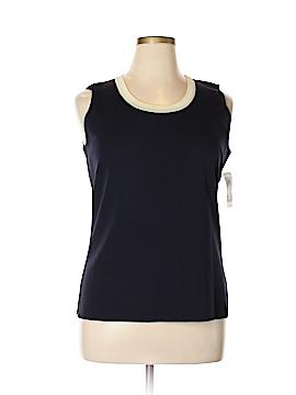 Misook Sleeveless Top Size XL