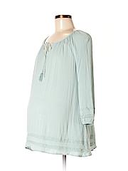 Jessica Simpson Maternity 3/4 Sleeve Blouse
