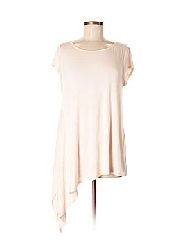 Bordeaux Short Sleeve Top Size M