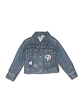 Disney Denim Jacket Size 4