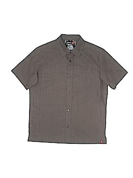 Tony Hawk Short Sleeve Button-Down Shirt Size 14 - 16