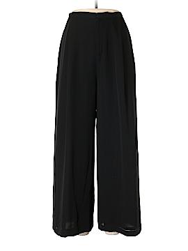 Linda Allard Ellen Tracy Silk Pants Size 12