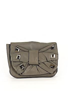 Felix Rey Leather Clutch One Size