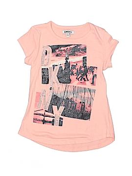 DKNY Short Sleeve T-Shirt Size 5