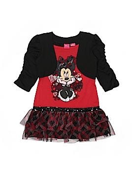 Disney 3/4 Sleeve Top Size 6/6X