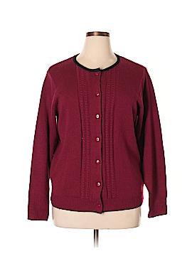 BFA Classics Cardigan Size 1X (Plus)