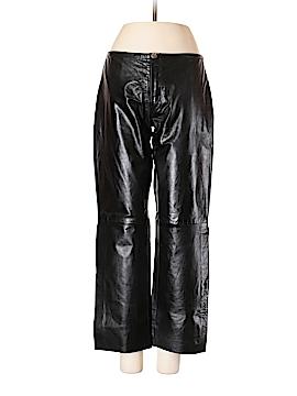 FRYE Leather Pants Size 2