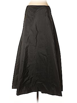 INC International Concepts Silk Skirt Size 14 (Petite)
