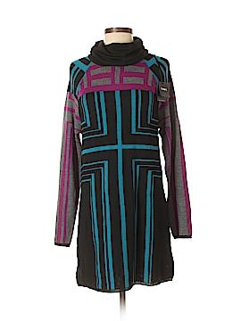 Yuka Jeans Casual Dress Size 2 (Tall)