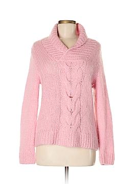 Lauren by Ralph Lauren Wool Pullover Sweater Size M