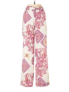 Etcetera Linen Pants Size 2