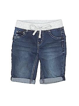 Justice Denim Shorts Size 8 (Slim)